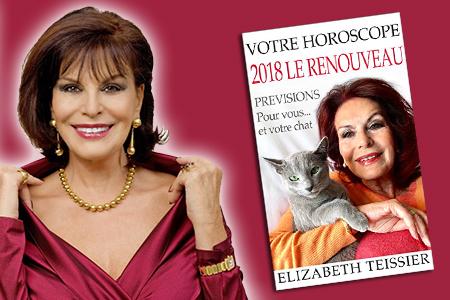 horoscope semaine élisabeth tessier